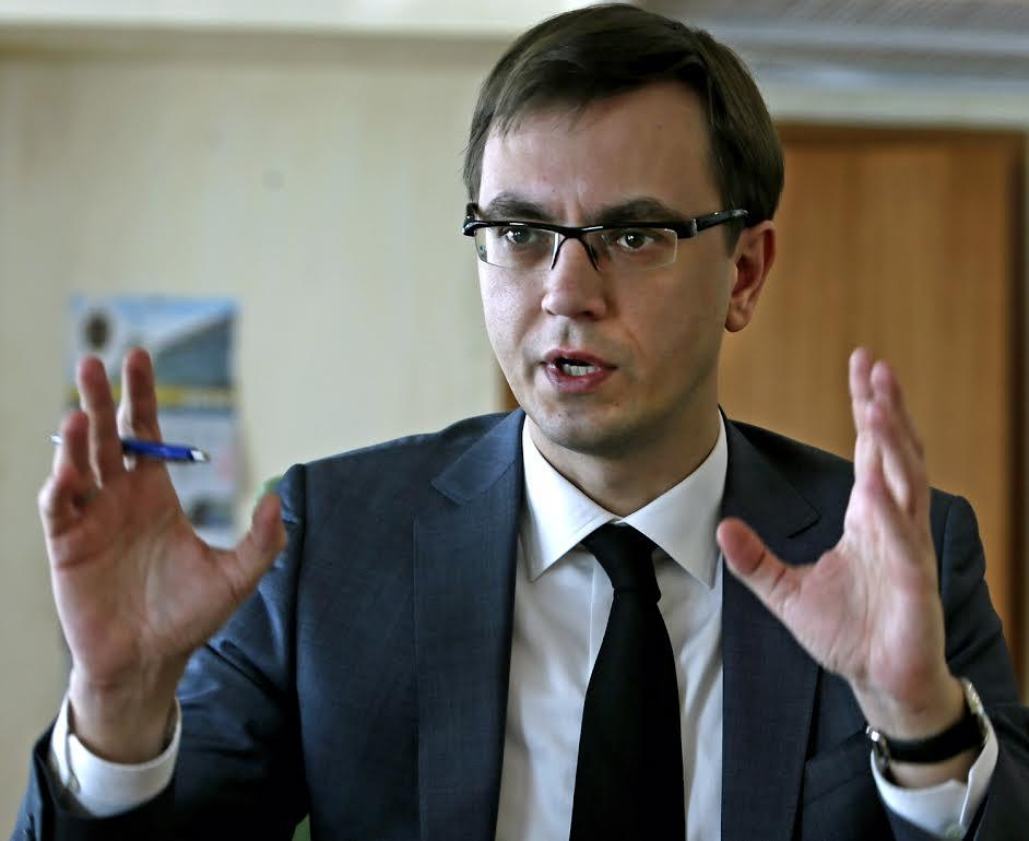 Омелян анонсировал реконструкцию взлетной полосы аэропорта Одесса