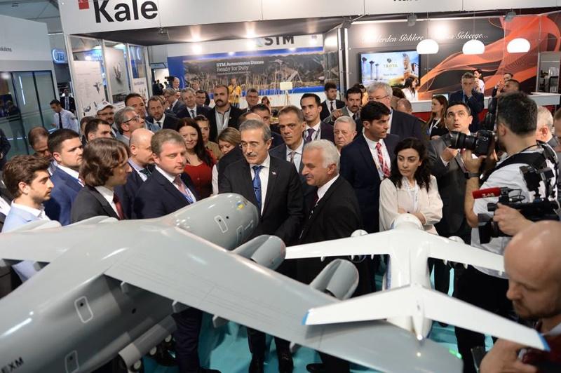 EURASIA-2018: представлена совместная программа Турции и Украины по созданию самолета
