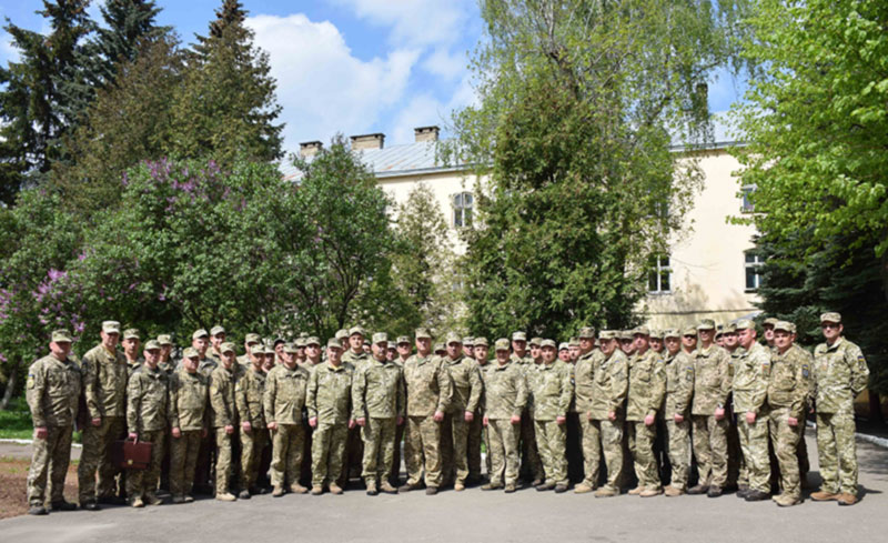 "ВК ""Запад"" переходит на логистику по стандартам НАТО"