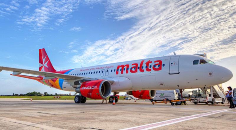Air Malta намерена возобновить полеты в Киев в июне