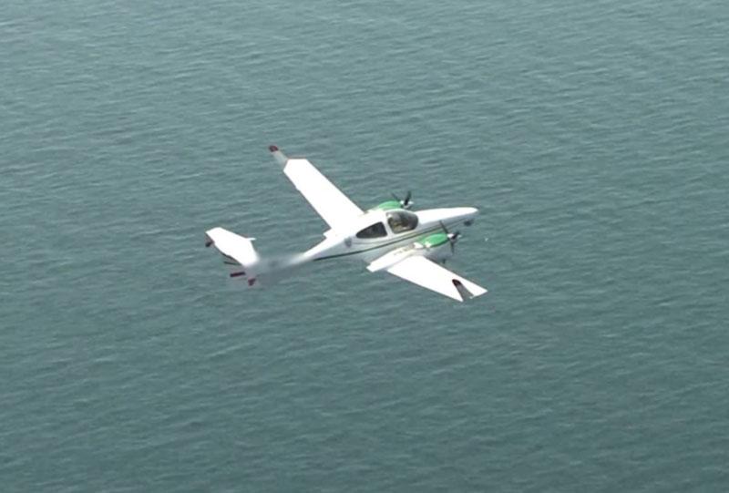 110 тысяч км сухопутной границы обследовано авиацией Госпогранслужбы