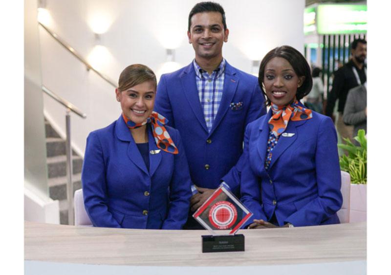 Признание авиакомпании flydubai индустрией