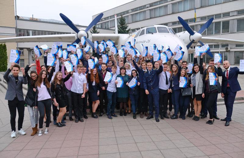 Поздравляем победителей конкурса «Авиатор»