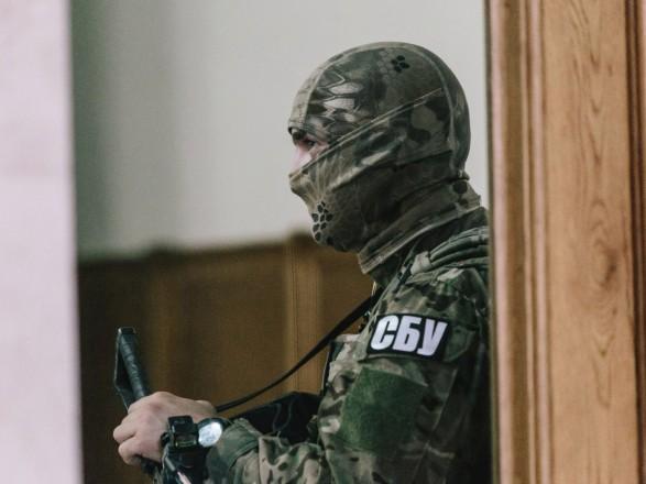 СБУ проводит обыск в ПАО Мотор Сич
