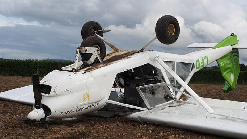 """Происшествие с """"Аэропрактом-22"""" в Новой Зеландии не было связано с дроном"""