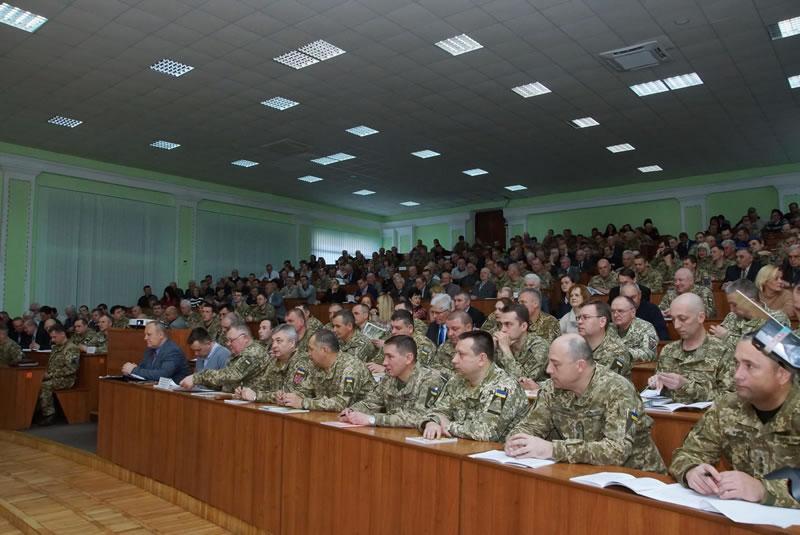 В Харькове проходит конференция по защите воздушного пространства