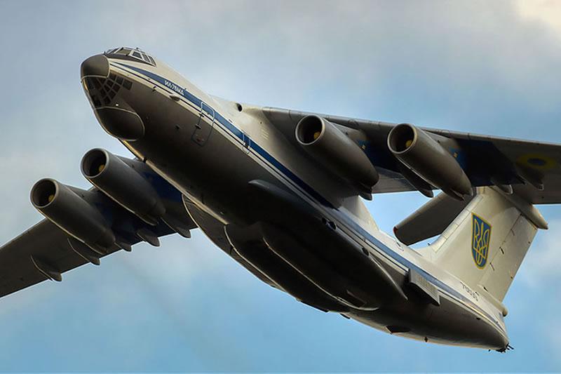 ГП НАРП планирует дооборудование самолета Ил-76МД по требованиям ICАО