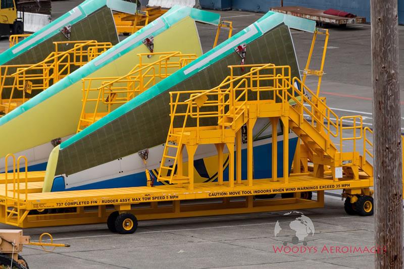 Продолжается сборка второго 737 MAX для МАУ