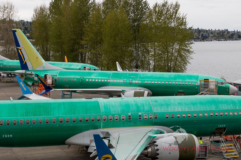 Второй Boeing 737 MAX 8 для МАУ собран