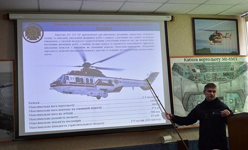 В Нежине проходят учебно-методические сборы спасателей