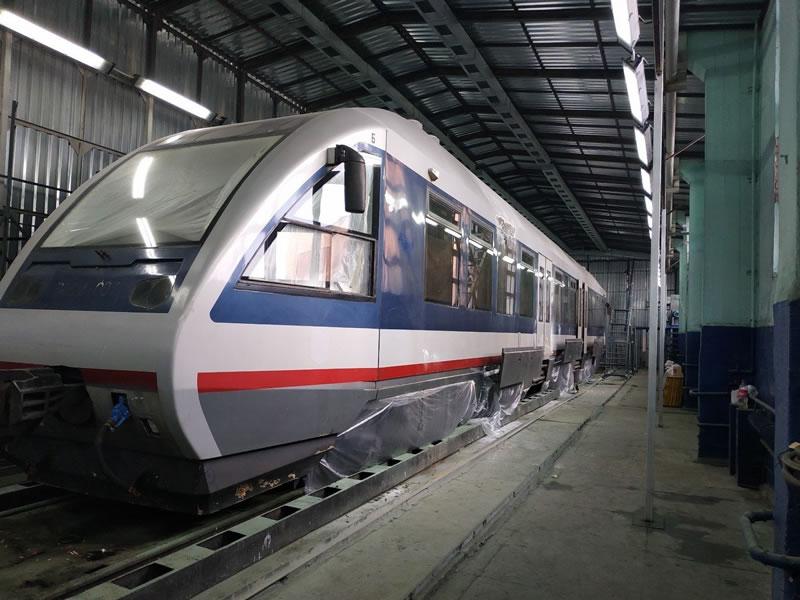 На маршруте Kyiv Boryspil Express ожидается новый поезд