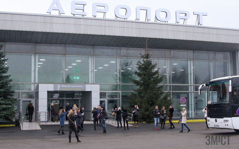 """Аэропорт """"Полтава"""" планирует открыть рейс в Польшу"""