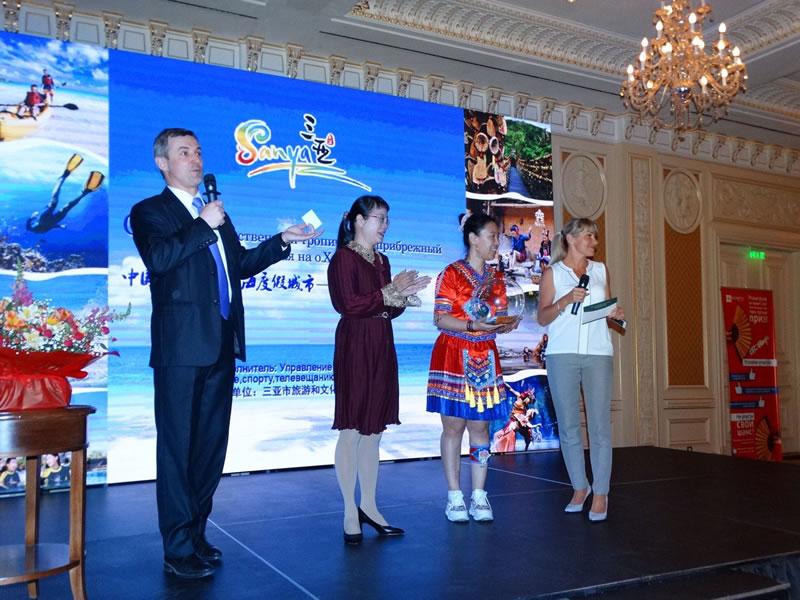 Киев будет соединен прямым рейсом с китайским островом Хайнань