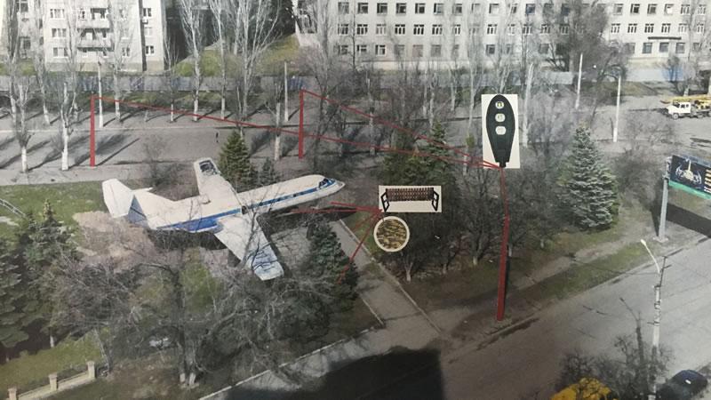 В Славянске хотят отреставрировать самолет