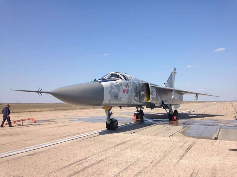 Вооруженные Силы получили еще один Су-24