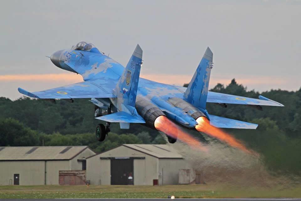 Украинская авиация примет участие в британском авиашоу
