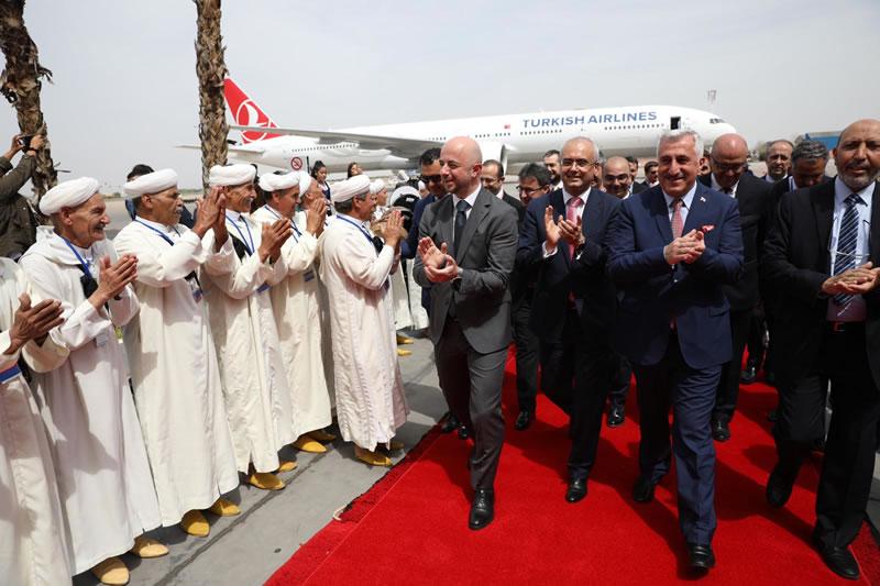Авиакомпания Turkish Airlines продолжает расширять карту полетов