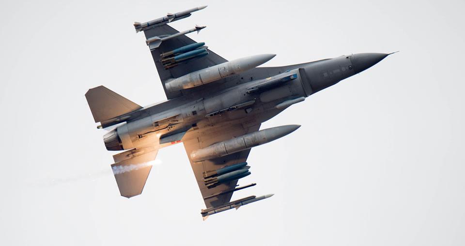 Болгарские ВВС заменят МиГ-29 на F-16 Блок 70