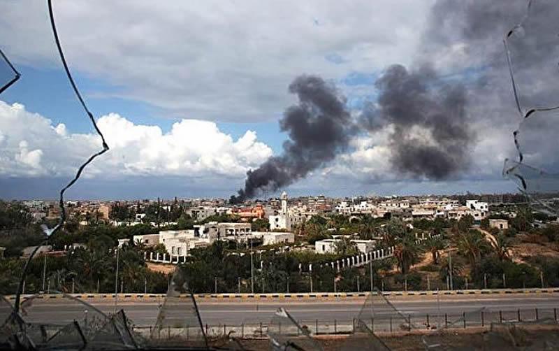 В Ливии сбили Ан-32