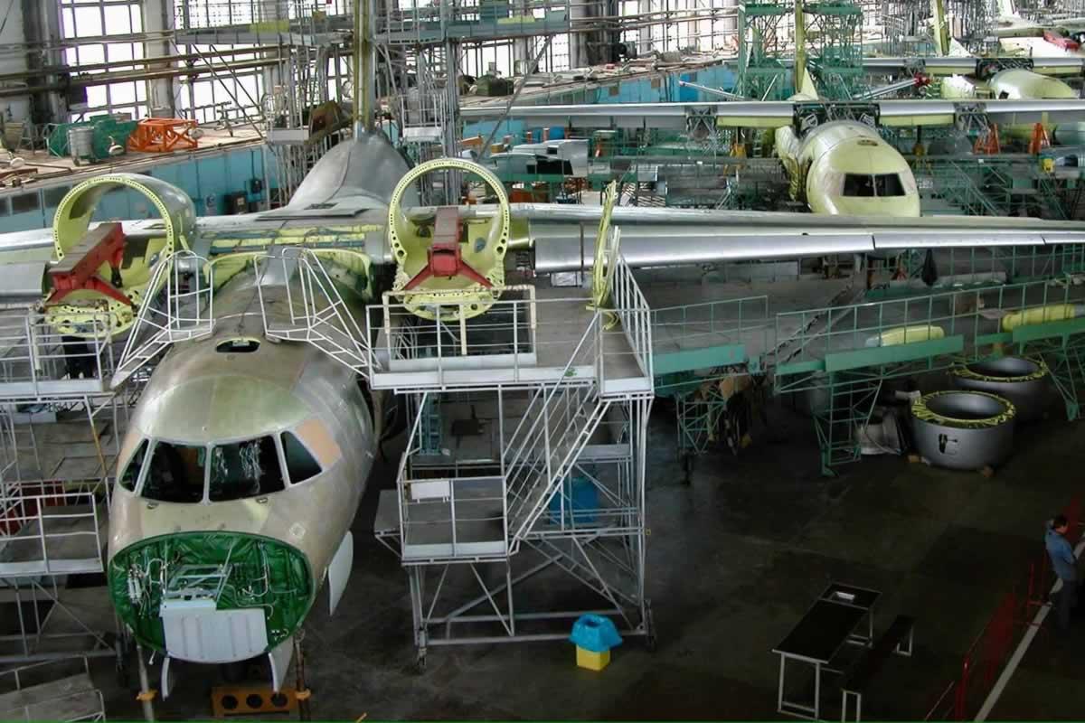 Для возобновления выпуска Ан-74 ищут инвестора