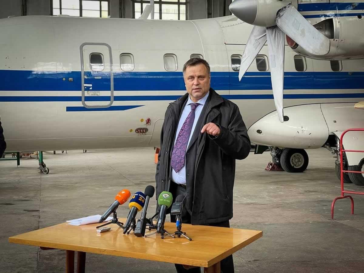 Харьковский авиазавод получил нового директора