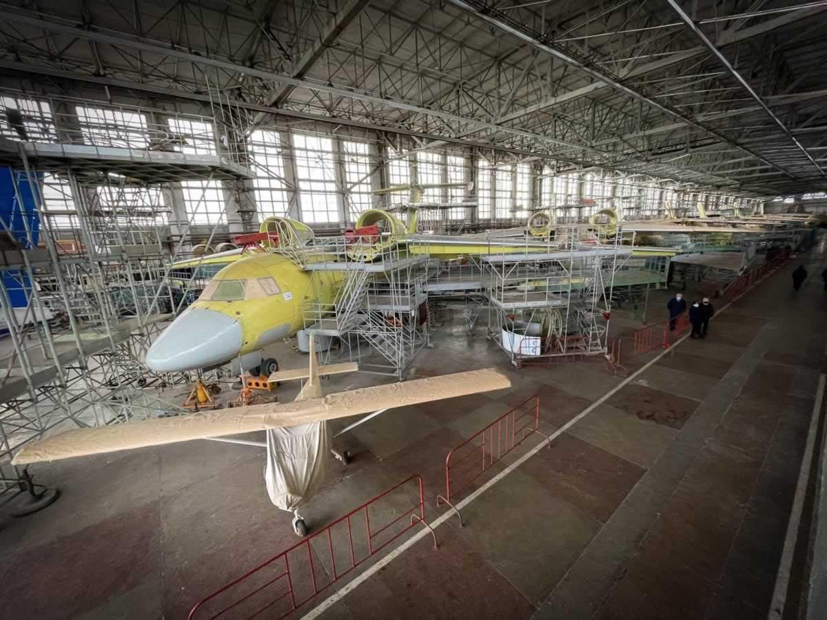 План санации харьковского авиазавода нуждается в доработке