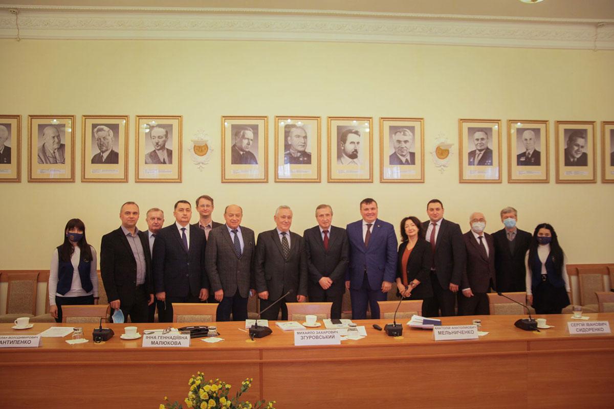 Укроборонпром и КПИ открыли Школу профессионального развития инженеров-конструкторов