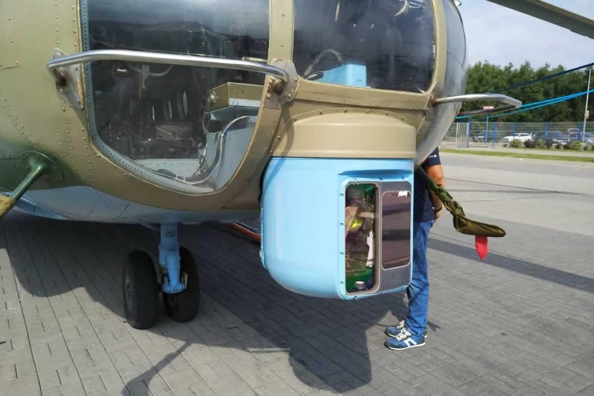 Комплекс украинской разработки значительно повысит возможности вертолетов