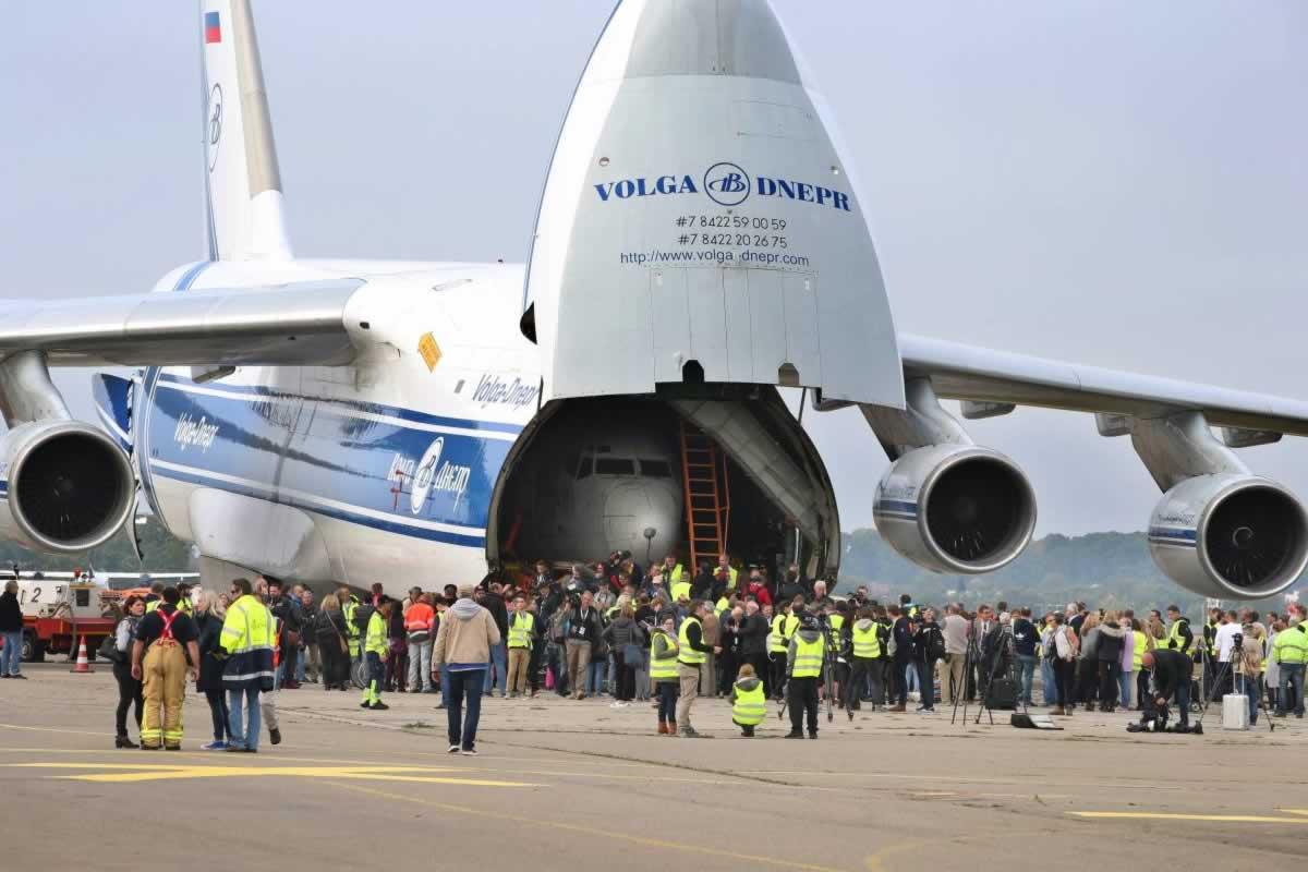 Украина ввела санкции против российских авиапредприятий
