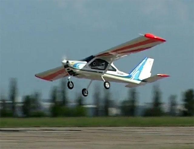 На новый самолет ХАЗа уже есть заказчики