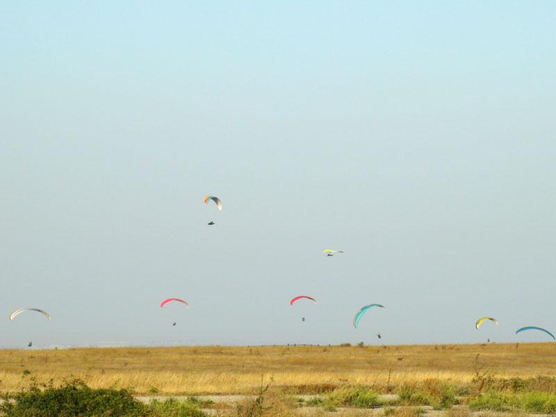 Воздушный шар, вертолет или параплан: сколько стоит посмотреть на Крым с высоты птичьего полета