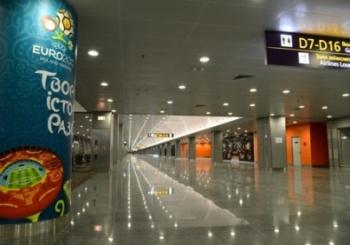 Построенные к Евро-2012 украинские аэропорты остаются убыточными