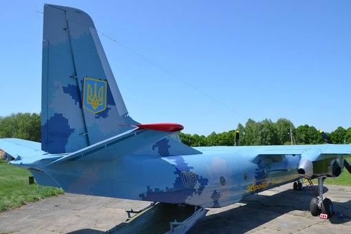 """Ан-26 """"Рятунчик"""" пройдет капитальный ремонт на ГП """"Завод 410"""""""