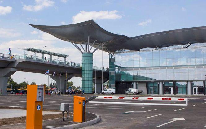 Аэропорт Борисполь достроит паркинг