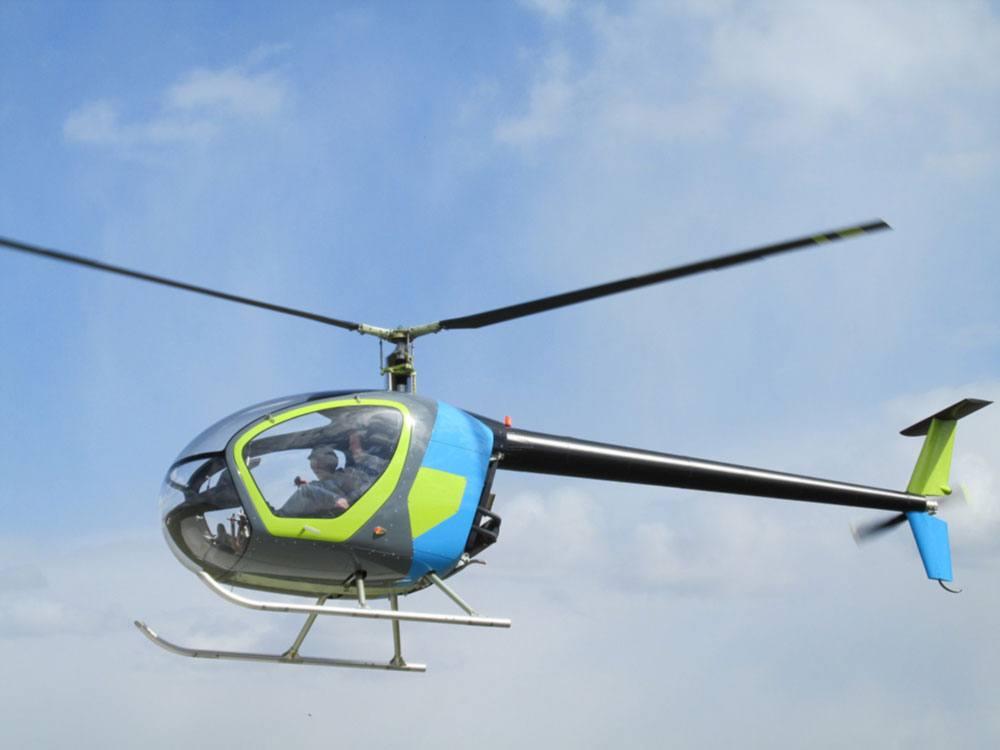 Кто в Украине производит вертолеты