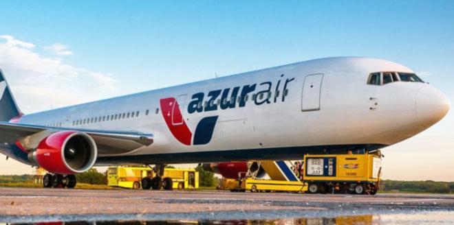 Аэропорт Львов начал обслуживать чартеры на широкофюзеляжных Boeing 767