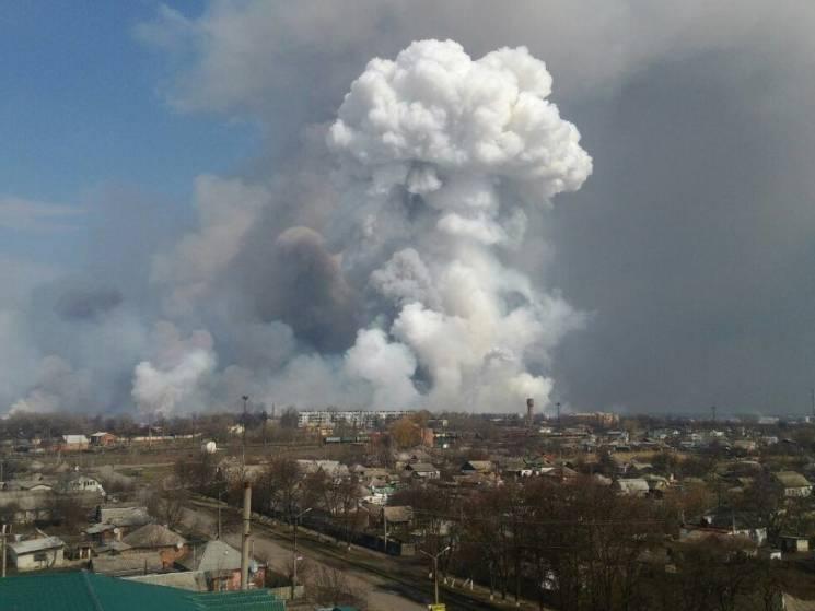 Беспилотник, с которого взорвали склады в Балаклее, показали на параде на России, - Матиос