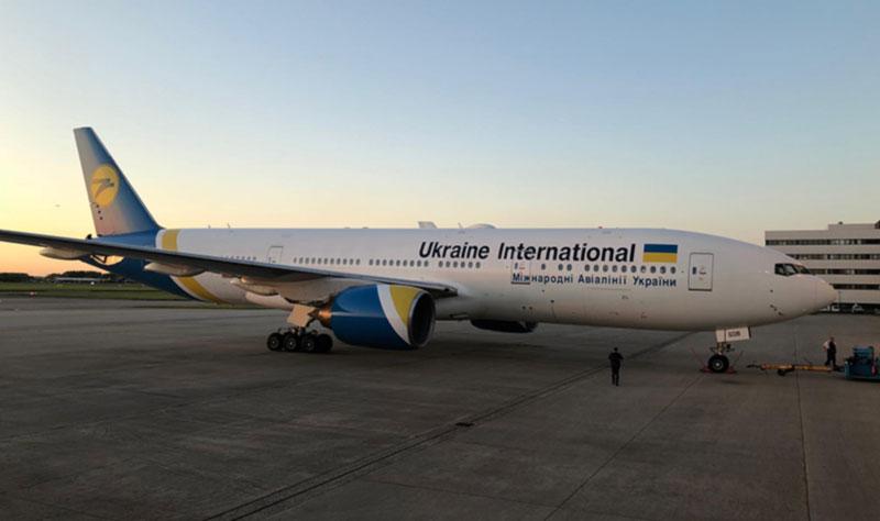 МАУ получила второй Boeing 777-200ER