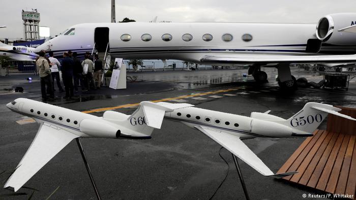Российский олигарх вернул арендованные самолеты из-за санкций США