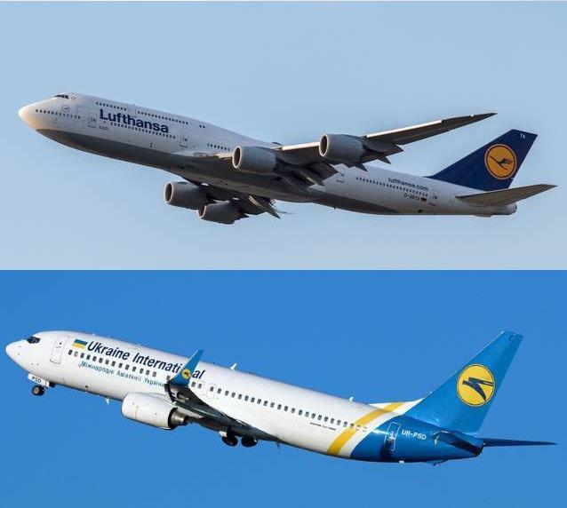 Авиакомпания Lufthansa обновила ливрею