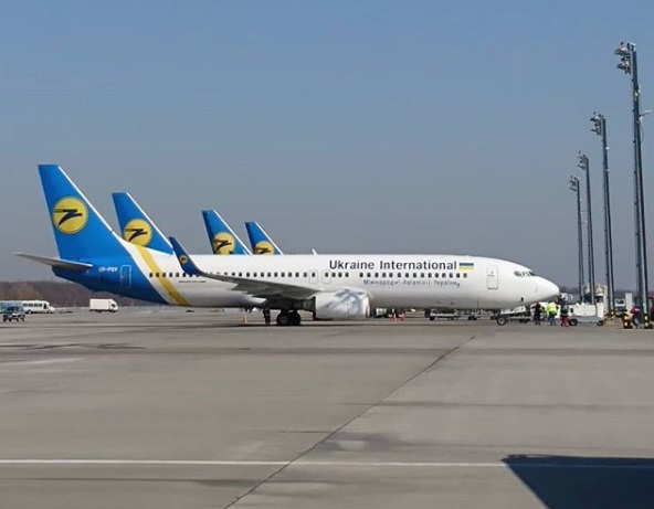 Авиакомпании задолжали 0,5 млрд гривен Госспецфонду авиации