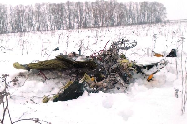 Родственники жертв катастрофы Ан-148 в Подмосковье потребовали в суде увеличить компенсацию