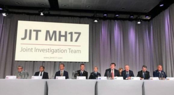 """MH17 сбил российский """"Бук"""" 53-й бригады из Курска - международные следователи"""