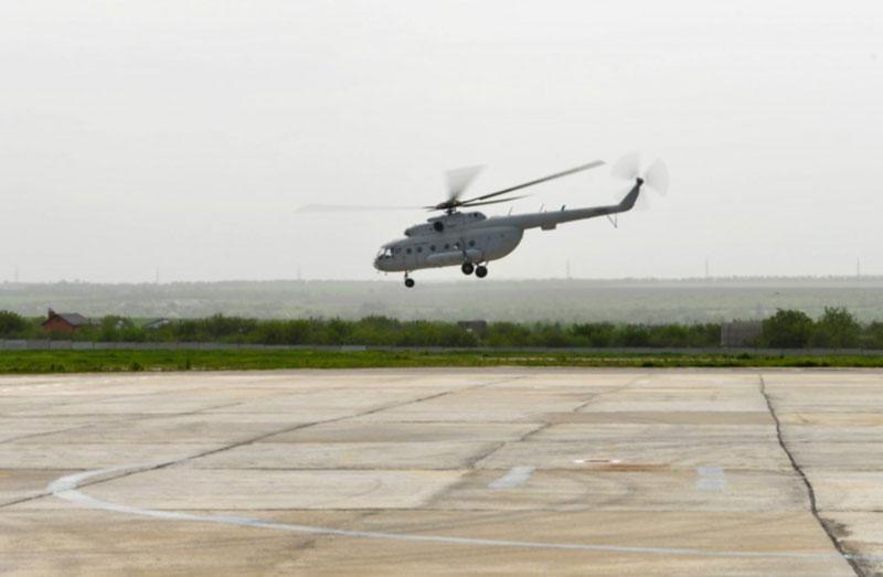Вертолеты с запорожскими двигателями установили 12 мировых рекордов