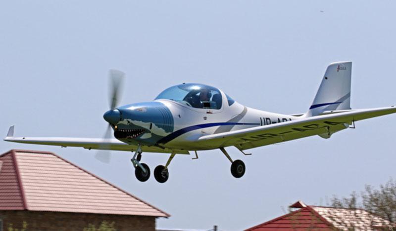 В Одессе открылась первая на юге Украины школа пилотов