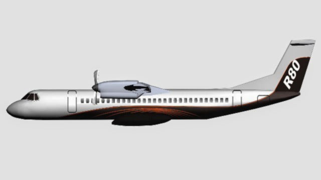 Украинская компания примет участие в создании самолета для авиарынка азиатско-тихоокеанского региона