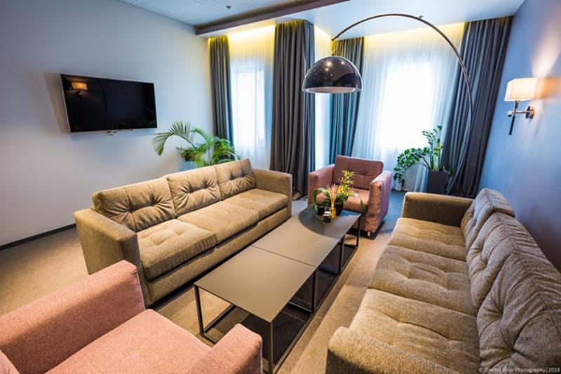 Как выглядят приватные комнаты VIP-терминала Борисполя
