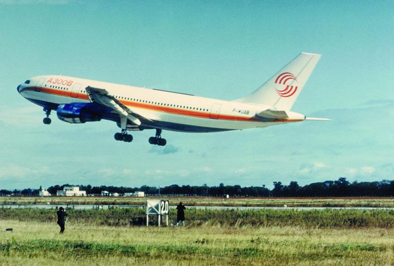 Airbus отмечает 50-летие развития