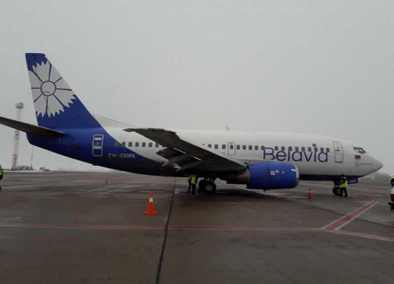 """Опубликованы результаты расследования происшествия с самолетом """"Белавиа"""" в Борисполе"""
