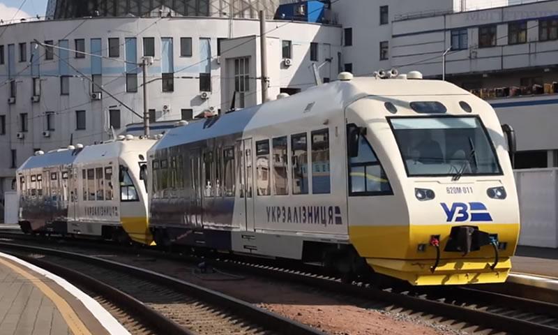 """За 9 месяцев работы экспрессом в""""Борисполь"""" воспользовались более 600 тыс. пассажиров"""